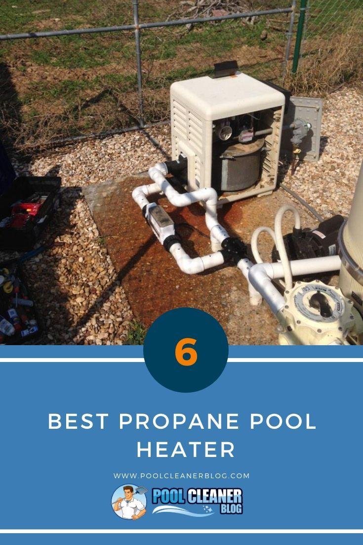 6 best propane pool heater in 2020 pool heater above