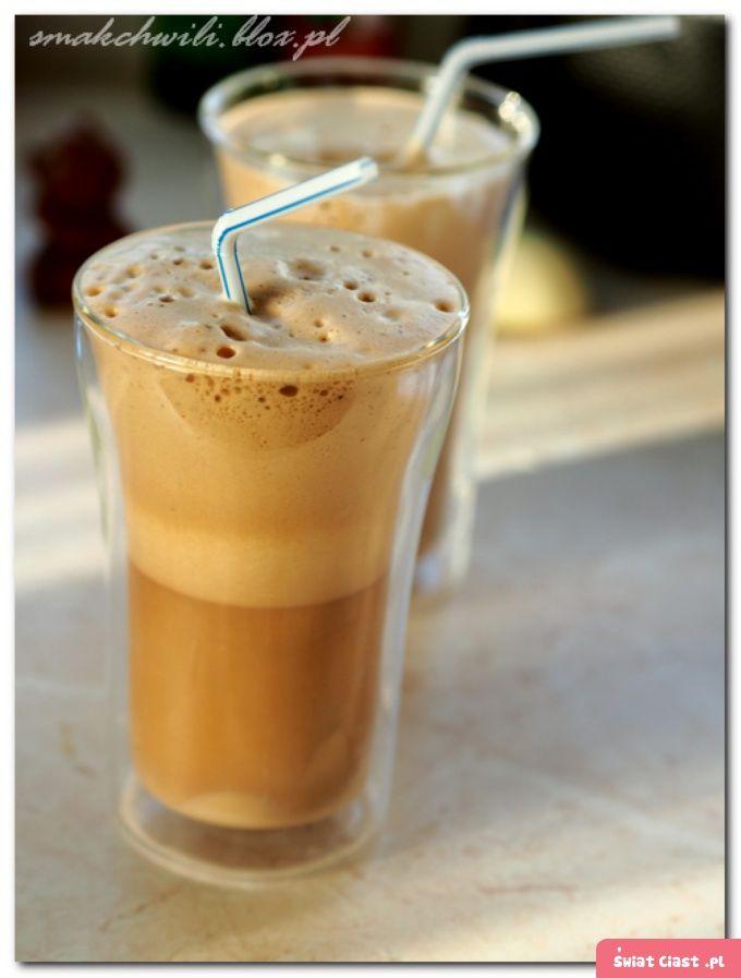 Mrożona kawa puch
