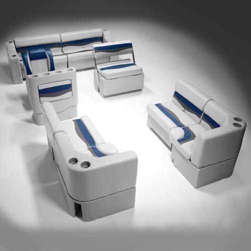 Pontoon Boat Seats (CG1807) | Miscellaneous | Pontoon boat seats