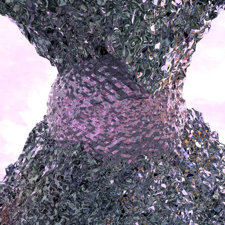 "Day 12: ""Blorb"" v3 by Drasko V #create #daily #art #scifi #alien #design #universe #cinema4d"