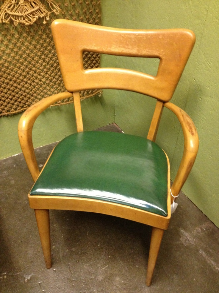Heywood Wakefield Midcentury Modern Green Chair - 164 Best Heywood Wakefield Furniture Images On Pinterest Wakefield