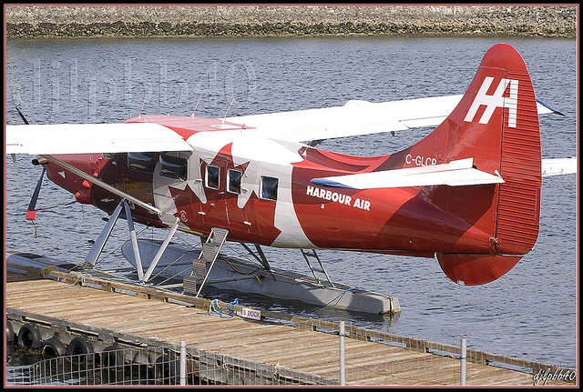 CYWH Harbour Air De Havilland Canada DHC-3T Vazar Dash 3 Turbine Otter C-GLCP  via Flickr