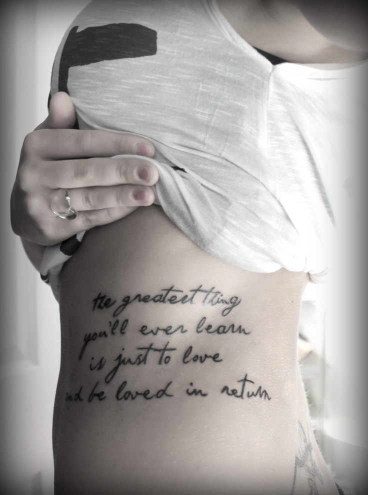 moulin rouge tattoo...: Tattoo Ideas, Movie Quotes Tattoo, Scripts Tattoo, Romantic Movie, Moulin Rouge Tattoo, Tattoo Inspiration, Favorite Quotes, Favorite Movie, Greatest Things