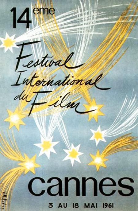 14th Cannes Film Festival - 1961