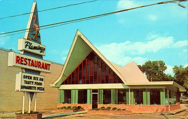 Flamingo Restaurant Florence SC ... 1950s | South carolina ...