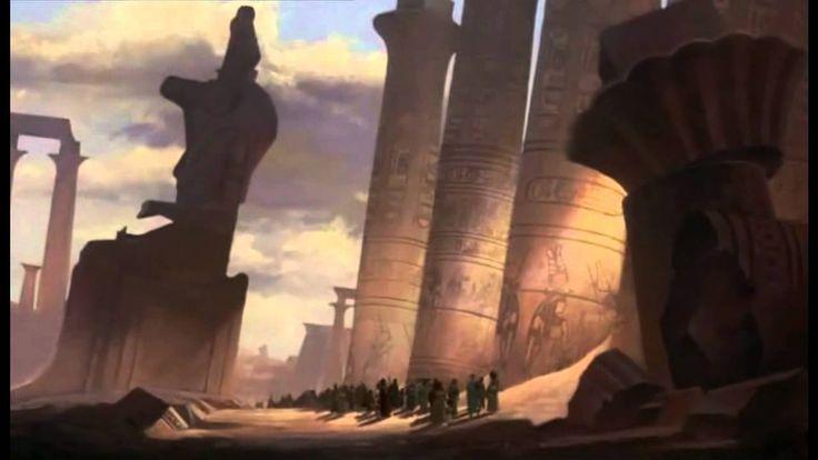 Le Prince d'Egypte - Avec la Foi HD