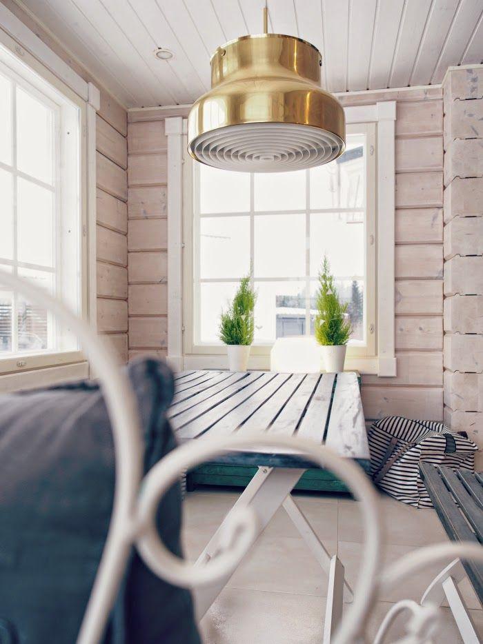 brass bumling, sypressit, talo valaisin, messinki bumling, mässing bumling taklampa, pendant lamp vintage, vintage valaisin