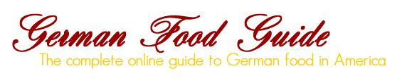 german food guide...recipes and other info on german foods...locate german restaurants in U.S.