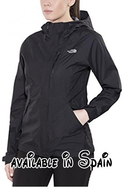 c8d7ee1a4cbe4 B000LEI2XM   The North Face Dryzzle Chaqueta impermeable Mujer Negro  (Black) Small (Tamaño