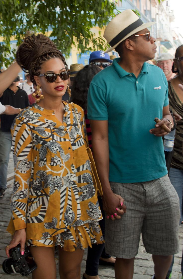 Beyoncé Gets Braided Up In Cuba For Anniversary With Jay-Z