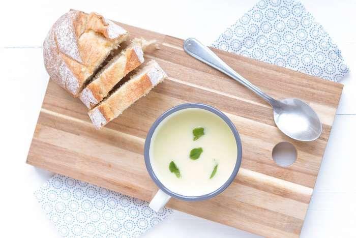 Aardappel-preisoep Soep