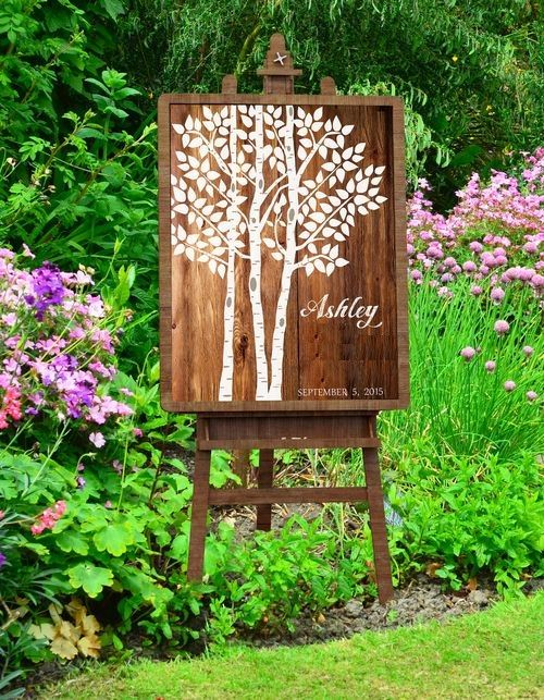 tree guestbook