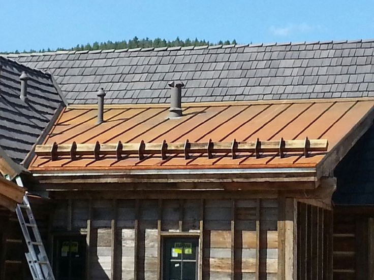 Core 10 Metal Roof, Such Character Added With The Metal Choice Of Core 10 |  Metal Roofing | Pinterest | Metal Roof, Metals And Mountain Style