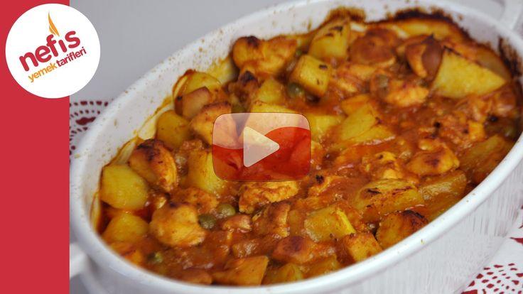 Fırında Sebzeli Tavuk Yemeği | Nefis Yemek Tarifleri: Yemek Tariflerikategorisindeki sevilen bir videodur.Bu kategorideki… #YemekTarifleri
