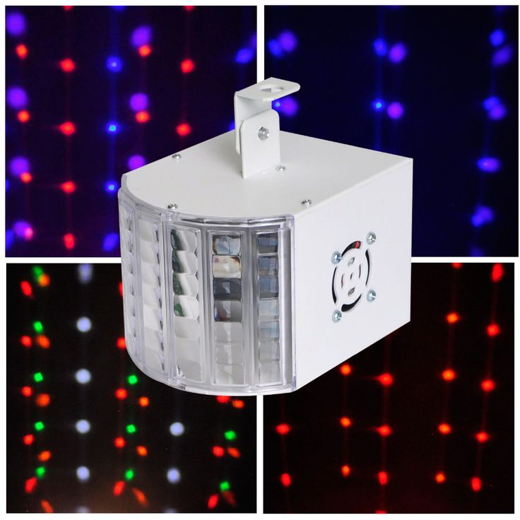 QY-3525 RGBWOP 6 Color DMX Stage Light LED Disco Light Beam Effect Butterfly Lamp Lighting Cheap Price with Good Quality  #Affiliate