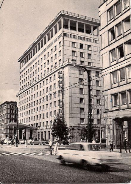 Grand Hotel, fot. T. Biliński