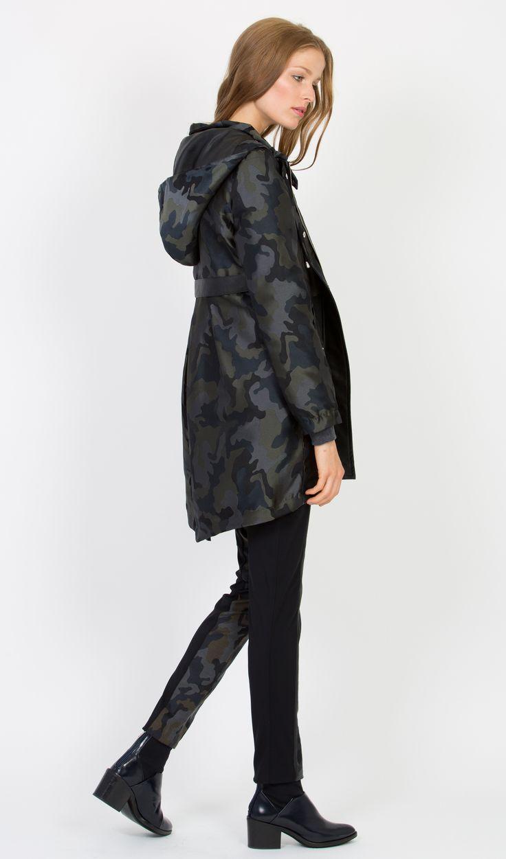 Cooper Second Winter 'Undercover Brother' coat