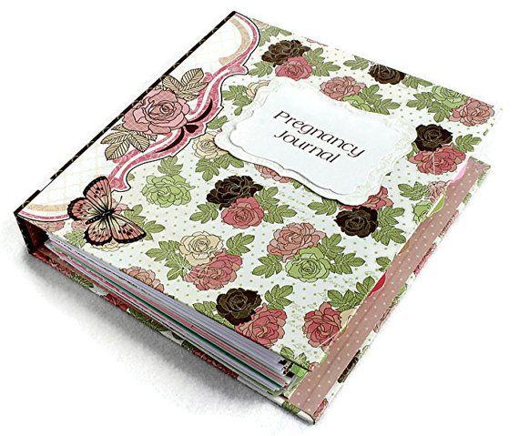 Embarazo Tracker Countdown de embarazo memoria libro