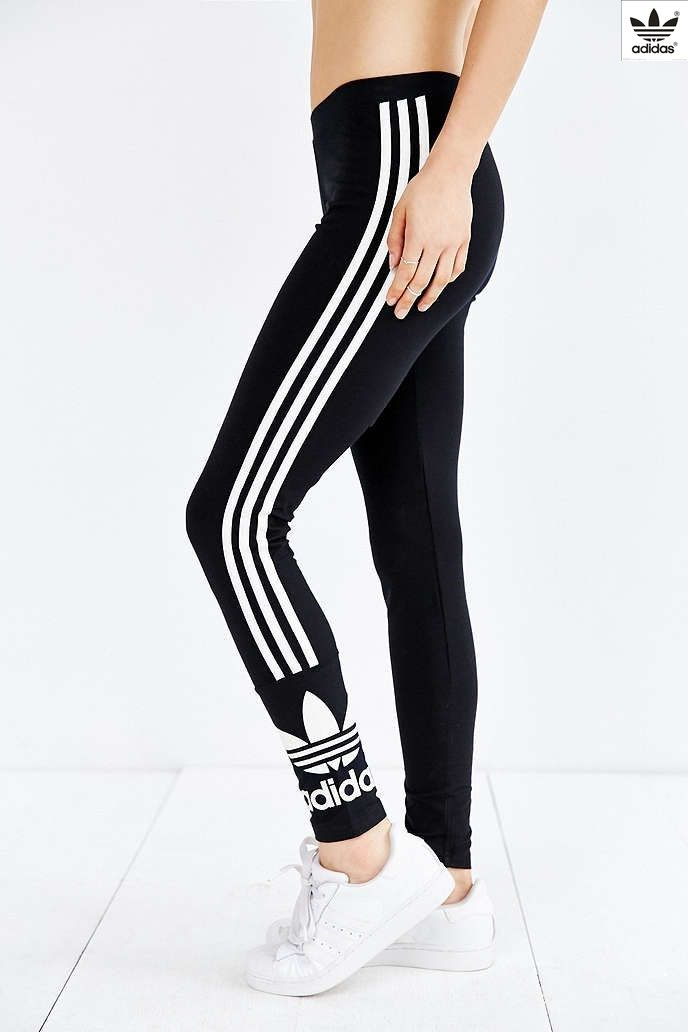 4a54213fe7a6 adidas Originals 3 Stripe Legging - Urban Outfitters | Winter ...