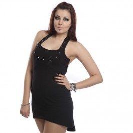 34,90e koko L Vixxsin - Vicious Dress (Black)