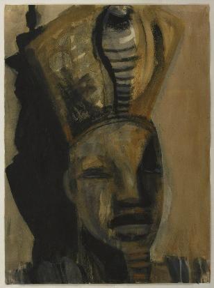 Deborah Bell Pharoanic Head 2015-08 / SW / 43.632 ZAR