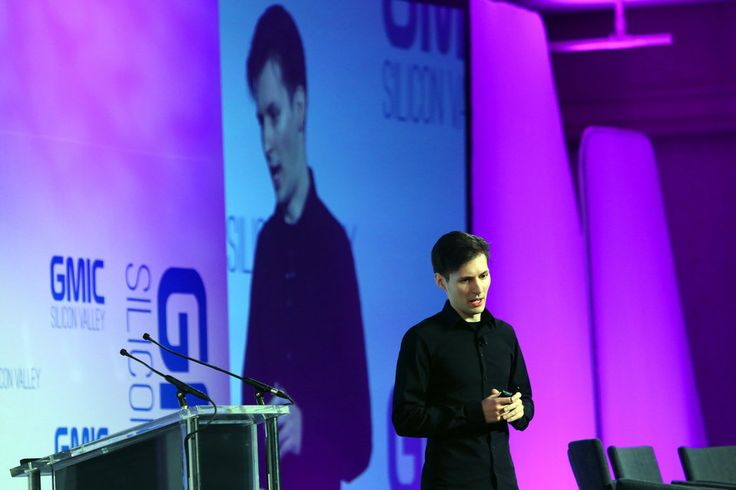 Once Celebrated in Russia, the Programmer Pavel Durov Chooses Exile - The New York Times