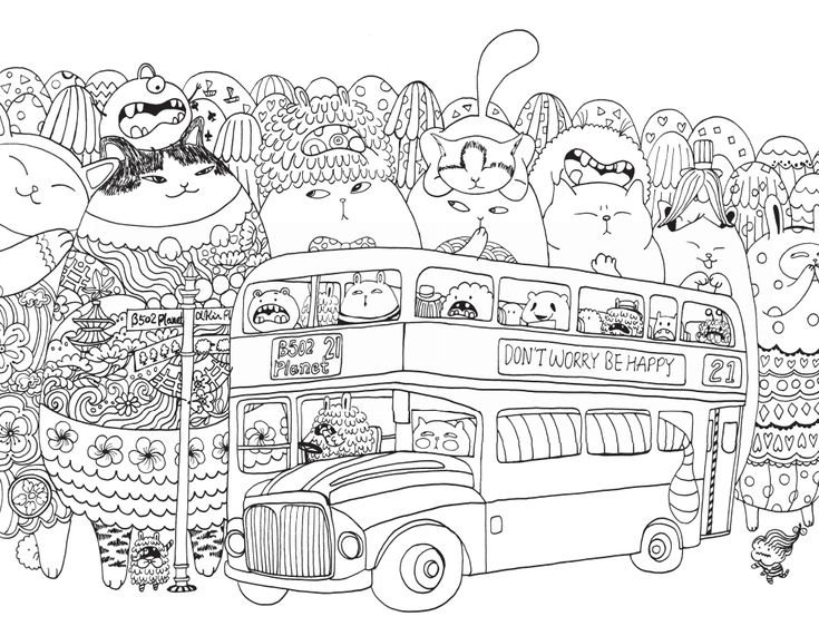 1320 Best Images About Coloring Pages For Adults On Pinterest