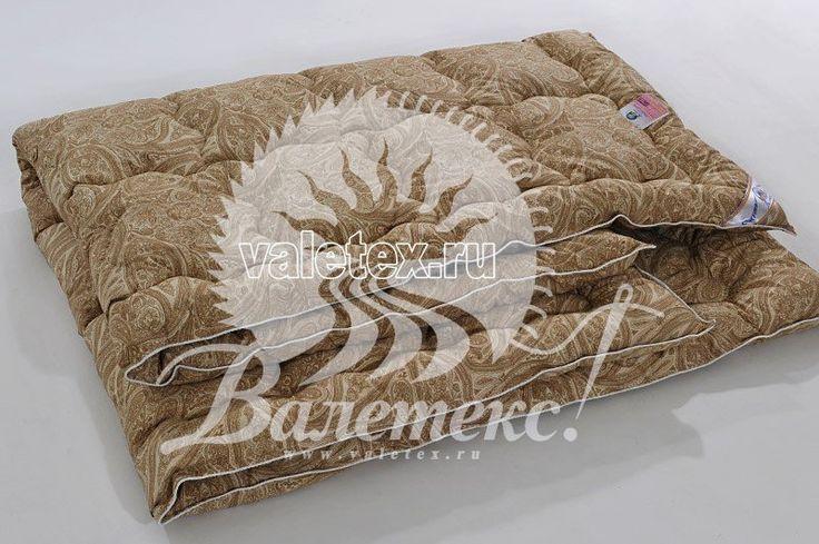 Одеяло из натуральной овечьей  шерсти в ткани тик х/б от производителя ТМ Валетекс. Согреет в сильные холода даже самого мёрзнущего члена семьи!