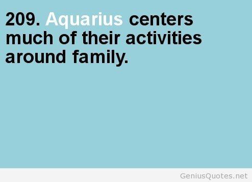 Aquarius quote zodiac
