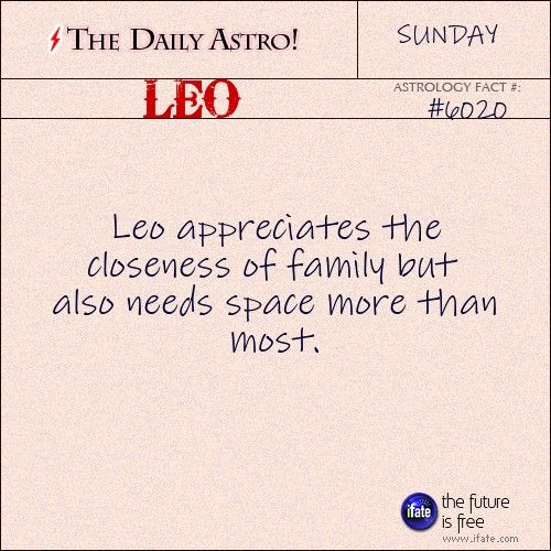 Leo Daily Astro!: Check your Leo horoscope now.  Visit iFate.com today!