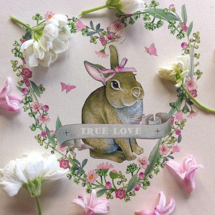 Konijn kunst afdrukken - dierlijke kunst - kwekerij kunst - kinderkamer inrichting - illustratie door Fiammetta Dogi door FiammettaDogi op Etsy https://www.etsy.com/nl/listing/271141940/konijn-kunst-afdrukken-dierlijke-kunst