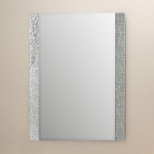 Found it at Wayfair - Longwell Green Frameless Wall Mirror