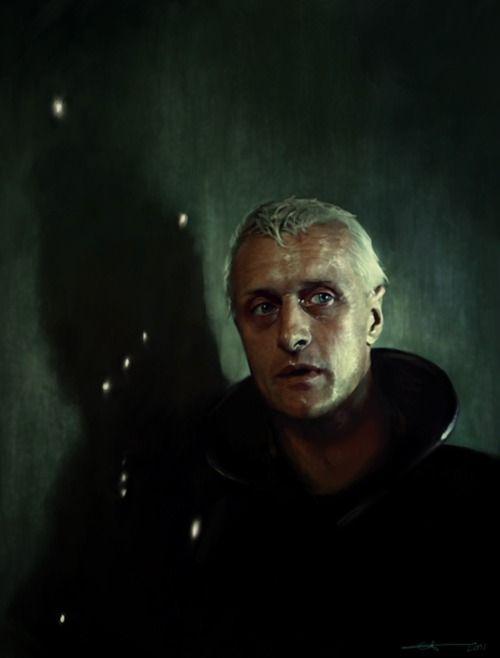 Rutger Hauer / Blade Runner / Ridley Scott.