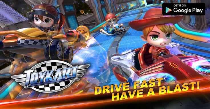 Asiasoft Luncurkan Game Terbaru - Toykart Mobile