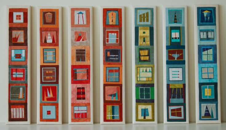 totems by Erin Wilson.