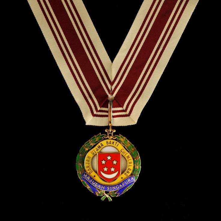 "THE DISTINGUISHED SERVICE ORDER  The Darjah Utama Bakti Chemerlang was awarded to ""anyone who has performed an act or series of acts constituting distinguished conduct"". This was created in 1968 to replace the Distinguished Service Medal."