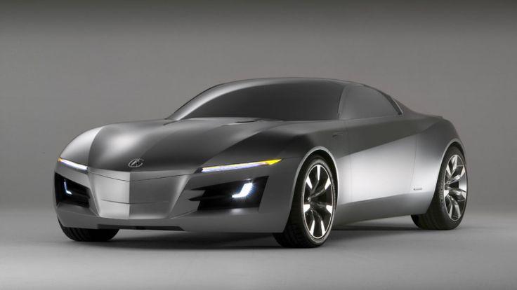 Acura Advanced Sports Car Concept Photo Gallery - Autoblog
