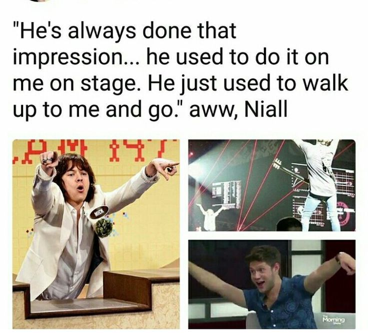 He did the Mick Jagger impression all the time or did he make up a new impression to be the best Mick Jagger imitator ever...? The world may never know