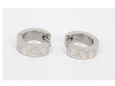 Cheap earrings metal, Buy Quality earring crystal directly from China earings fashion Suppliers:                Description:      Material: 316L Stainless steel      Polish: high polish