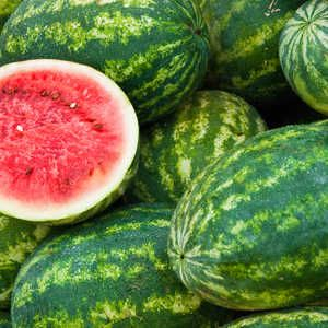 Unlike other summer fruits, it's not always entirely apparent whether a watermelon is ripe or not. Rather than risking it all and...