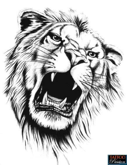 tattoo lion - Google Search