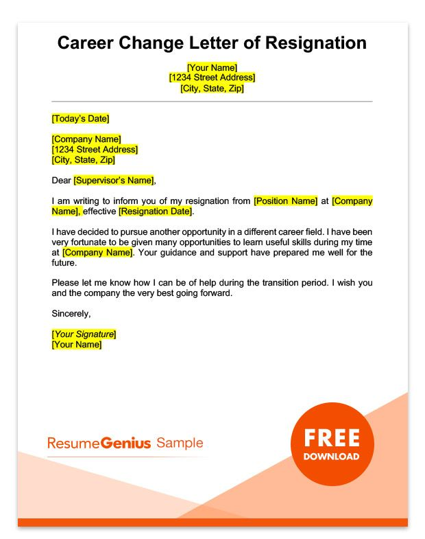 Career change resignation letter template davao pinterest career change resignation letter template davao pinterest resignation letter and letter templates spiritdancerdesigns Gallery