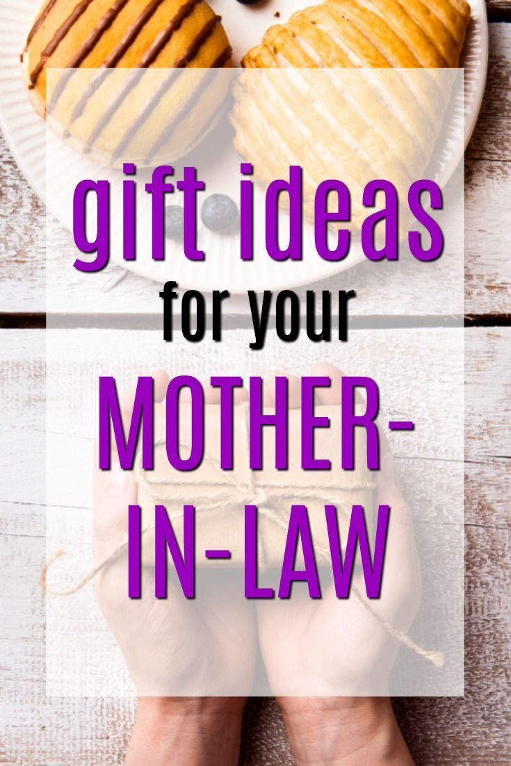 Gift Ideas For My Mother In Law Christmas Presents Mil Gifts Birthday Nice To Get