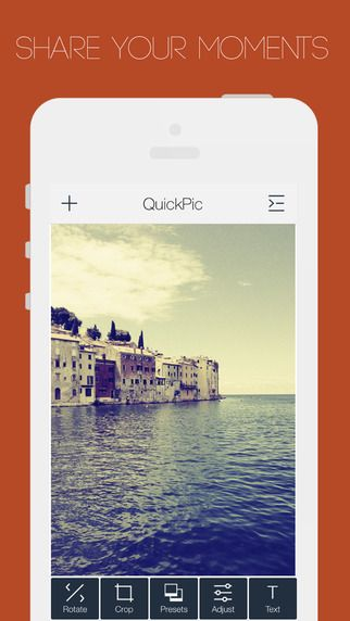 QuickPic - Free Vintage Photo Editor by CouncilSoft Inc.
