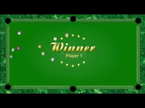 Jogo de Sinuca Online vídeo 2