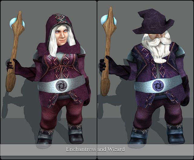 Fantasy Faire – Dwarfins