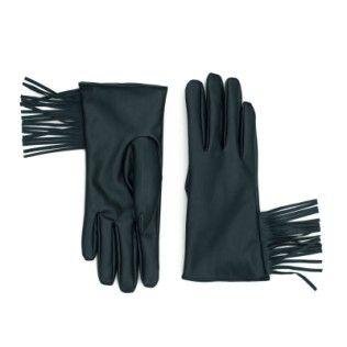 Rękawiczki z frędzlami True boho