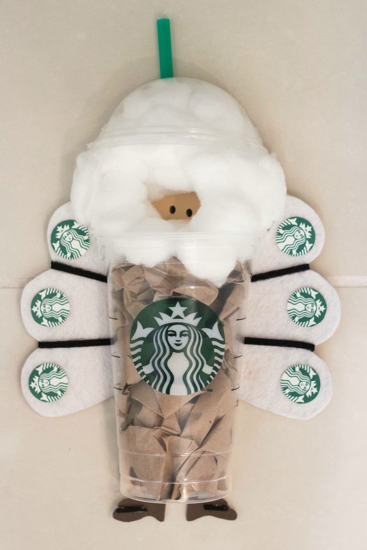 Turkey in Disguise as Starbucks Coffee