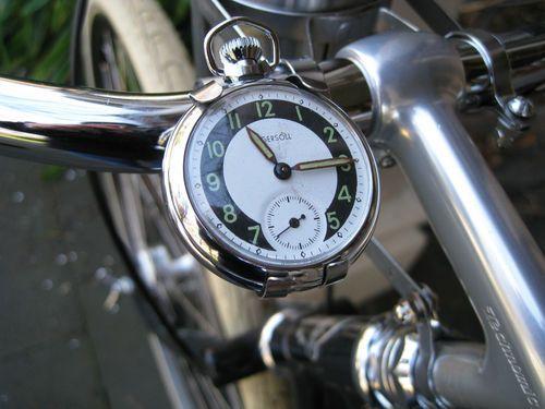 Best Enduro Motorcycle >> INGERSOLL Watch holder for Randonneur Audax   Ingersoll watches, Bicycle