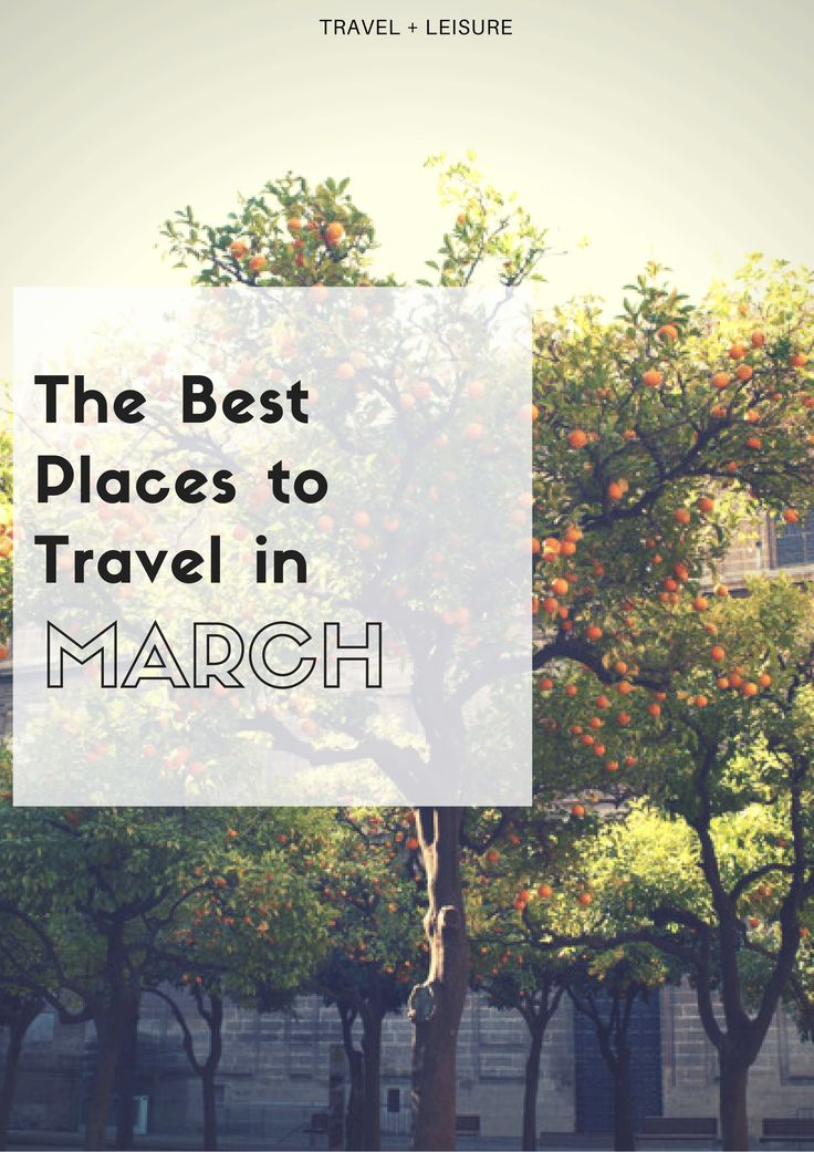 Where to travel for spring break-7512